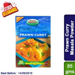 Prawn Curry Masala Powder Curry Masters Clearance Sale