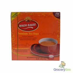 Premium Tea Bags 100bags