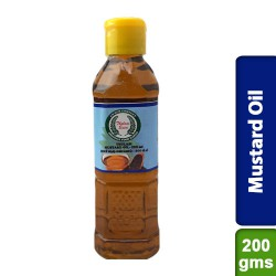 Pungent Mustard Oil Thulasi