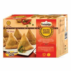 Punjabi Samosa Hot & Spicy 45g