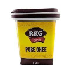 RKG Ghee Classic 5 Ltr
