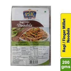 Ragi Bajra Finger Millet Noodles Healthy Fiber Rich