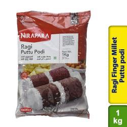 Ragi Finger Millet Nachni Puttupodi Powder Mix Flour