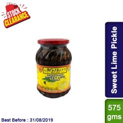 Rajasthani Sweet Lime Pickle Clearance Sale