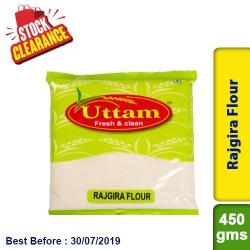 Rajgira Flour Uttam 450g - Clearance Sale