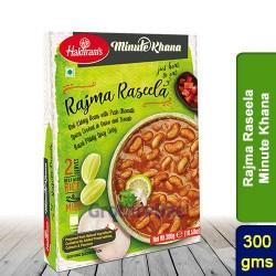 Rajma Raseela Minute Khana Haldirams 300g Ready to Eat