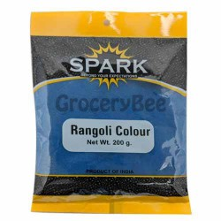 Rangoli Festival Color Lite Blue
