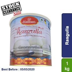 Rasgulla Haldirams 1kg Clearance Sale