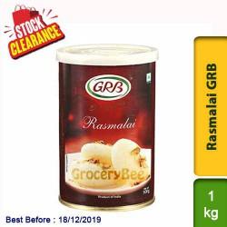 Rasmalai GRB 1kg Clearance Sale