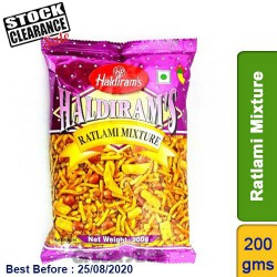 Ratlami Mix Haldirams 200g Clearance Sale