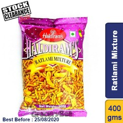 Ratlami Mix Haldirams 400g Clearance Sale