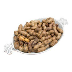 Raw Boiled Peanuts