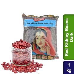 Red Kidney Beans - Dark 1Kg