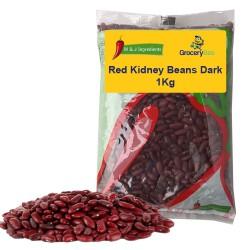 Red Kidney Beans Dark 1Kg M&J