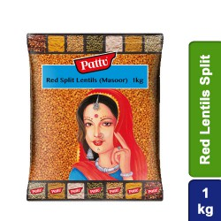 Red Lentils Split 1Kg