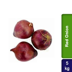 Red Onion 5kg