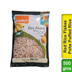 Red Rice Flakes Poha Puffed Rice