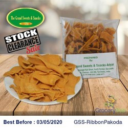 Ribbon Pakoda Adyar Grand Clearance Sale
