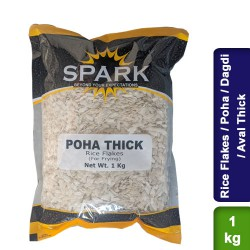 Rice Flakes / Poha / Dagdi / Aval Thick Spark 1 kg