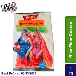 Rice Flour Coarse 1kg Clearance Sale