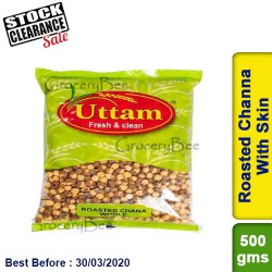 Roasted Channa With Skin Clearance Sale