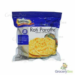 Roti Paratha Frozen 20pc