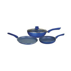Royal Velvet Plus Set Blue Wonderchef