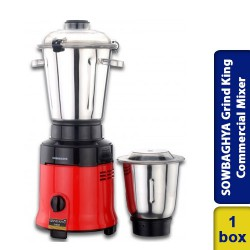 SOWBAGHYA Commercial Mixer Grind King 1400w