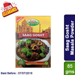 Saag Gosht Masala Powder Curry Masters - Clearance Sale
