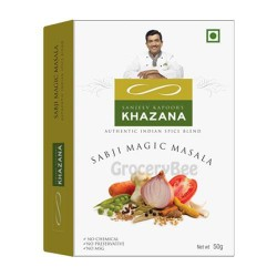 Sabji Magic Masala Sanjeev Kapoor Khazana