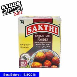 Sakthi Bajji Bonda Powder Clearance Sale
