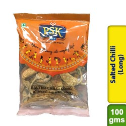 Salted Long Chilli Vathal Fryum 100 gms