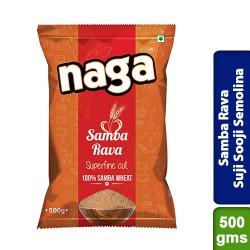 Samba Rava Suji Sooji Semolina Naga