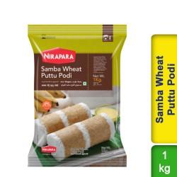 Samba Wheat Puttu Podi Nirapara