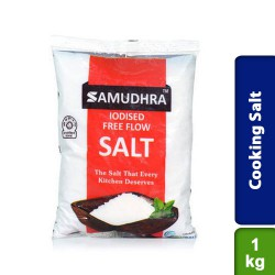 Samudhra Cooking Salt 1kg