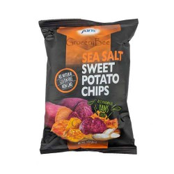 Sea Salt Sweet Potato Chips