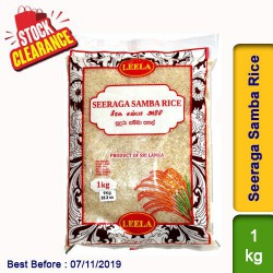 Seeraga Samba Rice 1Kg Clearance Sale