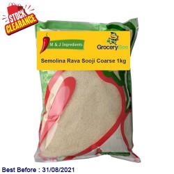 Semolina Rava Sooji Coarse M&J Clearance Sale