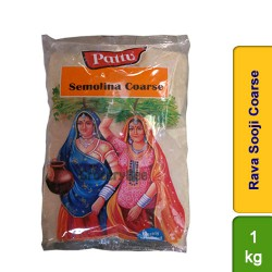 Semolina Rava Sooji Coarse Pattu