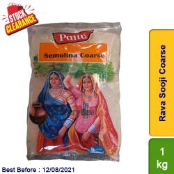 Semolina Rava Sooji Coarse Pattu Clearance Sale