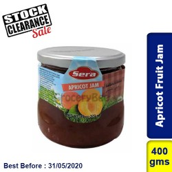 Sera Apricot Fruit Jam Clearance Sale