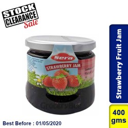 Sera Strawberry Fruit Jam Clearance Sale
