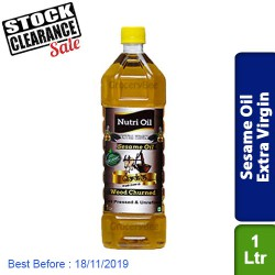 Sesame Oil Extra Virgin Clearance Sale