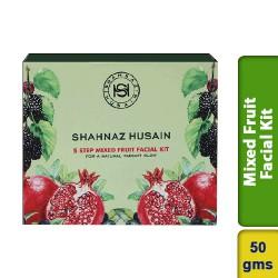 Shahnaz Husain 5 Step Mixed Fruit Facial Kit 50g