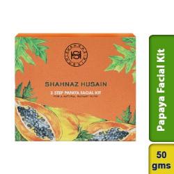 Shahnaz Husain 5 Step Papaya Facial Kit 50g
