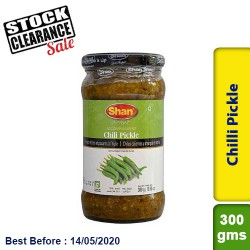 Shan Chilli Pickle Clearance Sale