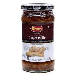 Shan Ginger Pickle