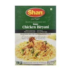 Shan Malay Chicken Biryani Masala