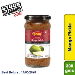 Shan Mango Pickle Clearance Sale