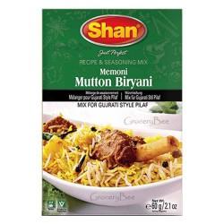 Shan Memoni Mutton Biryani Masala